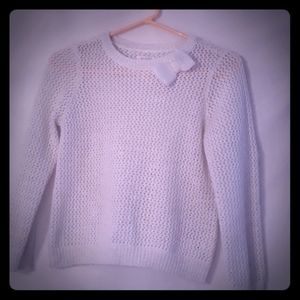 1989 place knit sweater and Poof cardigan